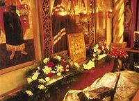 Holiness / Holy relics of orthodox saints