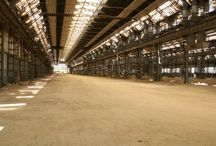 Grandi spazi industriali / Large Industrial areas