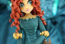 Cakes: Disney Princesses