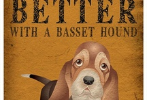Wooooffff! / Bassets and other hounds