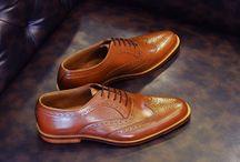 Men's Shoe, Formal Shoe.