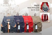 Etphis Canvas Bags / Choose your bag choose your sytle