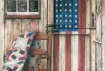 Americana / by Mary Shawn Seaborn