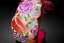 Art ~ Polymer Clay / I am so inspired by the creativity of all of these amazing Polymer Clay Artists!