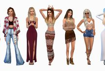 ALL YOU NEED   SIMS 4