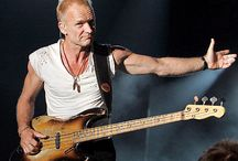 Bassists of Note / Players who influence and inspire.