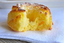 Gâteau au citron
