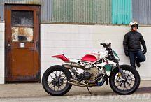 Coches y motos / Los vehículos que me encantan