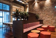 S28 PROJECT - ENEX Food Podium / STATE28 is proud to showcase this amazing food podium fit-out