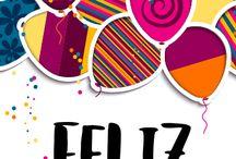 Happy Birthday Cards in Spanish