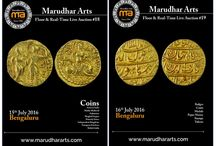Marudhar Arts Auction No 18 & 19 / Marudhar Arts Auction No 18 & 19 are uploaded & ready to accept your bids.