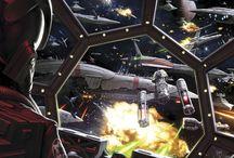 Spaceship Cockpit References