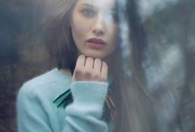 Female   Nature / Natural Location. Natural tones. Natural fabrics. Wool. Tweed.