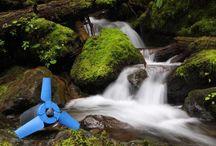水力発電機