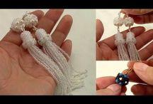 Jewelry tassels