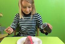 Eksperymenty dla dzieci / Edukacja przez zabawę