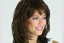 cabellos escalonado