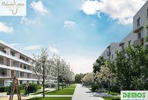 Referenz ★ Perlacher Grün / Im Perlacher Grün erwarten Euch 133 1- bis 5-Zimmer-Eigentumswohnungen in München Altperlach.