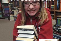 Books - Middle School