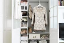 closet design + layout / by dre huntley