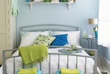 Bedroom inspiration / Ložnice