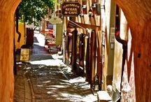 улочки и дворики