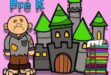 Fairy Tales Pre K
