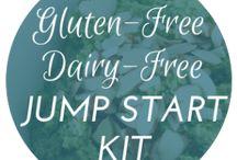 Gluten Free / by Michelle Murray
