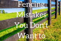 Building - Fences