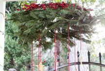 Christmas Decorations / by Debbie DeCarli
