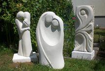 acc concrete sculpture