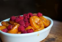 Healthy Sweets / by abby deason
