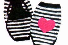 Ropa gato crochet