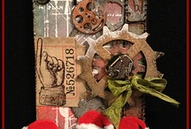 Tim Holts ~ Christmas Tags / by Sue Bockrath