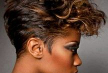 Hair Cut / by Aisha E
