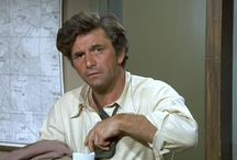 Columbo / A collection of images from episodes of Columbo starring Peter Falk