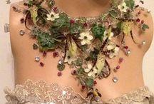 Smykker blomster
