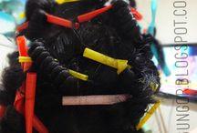 Saç Yapımı / Hair Tutorials
