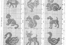 Cross stitch patterns/inspiration