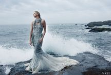 Breathless dresses -couture dresses to take your breath away / Amazing evening wear, prom dresses and bridal couture that will just blow you away with their exquisite beauty. A girl can dream hey...