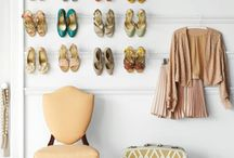 • Hang In There • / Dream closet for small apartment. Walk in closet, wardrobe or a dressing area.