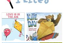 Books about Kites