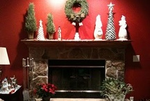 Christmas decor / by Sherrie Nackel