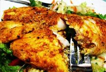 Fish (Tandoori)