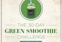 April Challenge 30 Day Green Smoothie