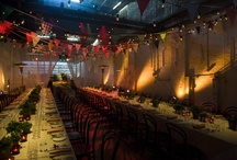 Wedding Ideas - Concepts  / Interior concepts and ideas in our venues and marquee weddings