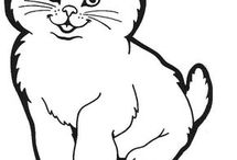 Cats how to draw