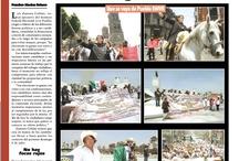 Medios impresos post la marcha en repudio a Peña Nieto