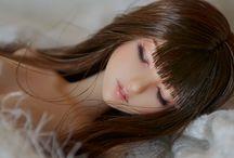 1/6 Custom Doll (O,P)