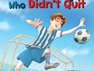 The Boy Who Didn't Quit / When Kobe joins soccer he couldn't be happier and looks forward to his second season. But when he starts to lose interest in his favourite sport, his dad becomes concerned. Kobe and his dad explore a solution. Up to seventy percent of children quit soccer Kobe however, doesn't quit.  Available for order at your favourite bookstore.